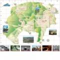 Plan touristique de Volvic